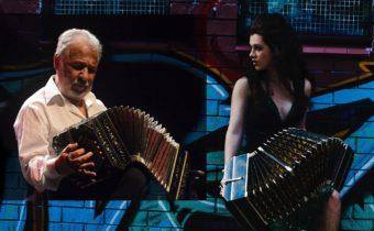 Sunday afternoon tango concert