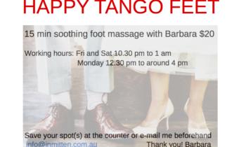 Happy Tango Feet
